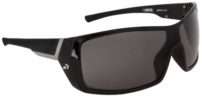Gatorz Kegger Sunglasses with Black Frame and Grey Lens