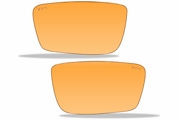 Wiley X XL-1 Light Rust Replacement Lenses