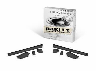 Half Jacket Frame Accessory Kit - Black