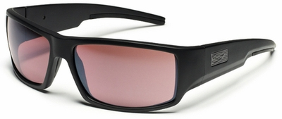 Smith Elite Lockwood Tactical Ballistic Sunglasses with Black Frame and Ignitor Lens