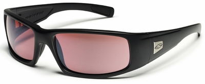 Smith Elite Hideout Tactical Ballistic Sunglasses with Black Frame and Ignitor Lens