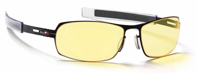 Gunnar MLG Phantom Digital Performance Eyewear with Glass Onyx Frame and Amber Lens