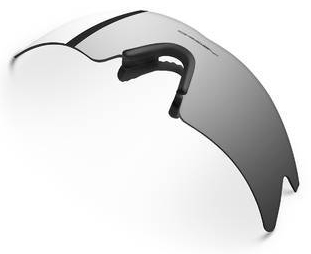 Oakley M Frame Sweep Black Iridium Replacement Lens