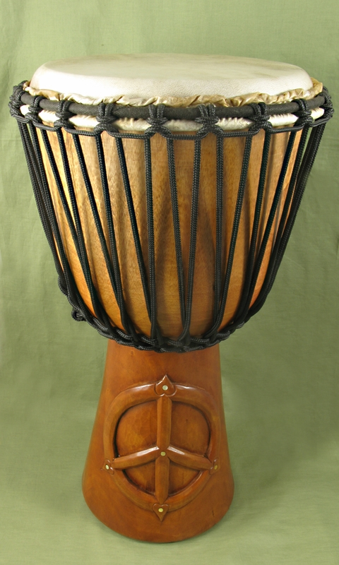 Peace Drum Light