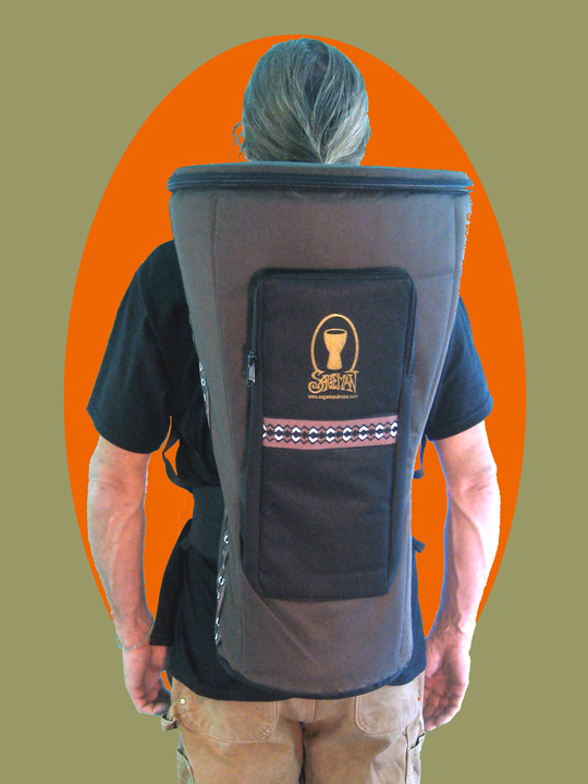 Djembe Bag/Backpack