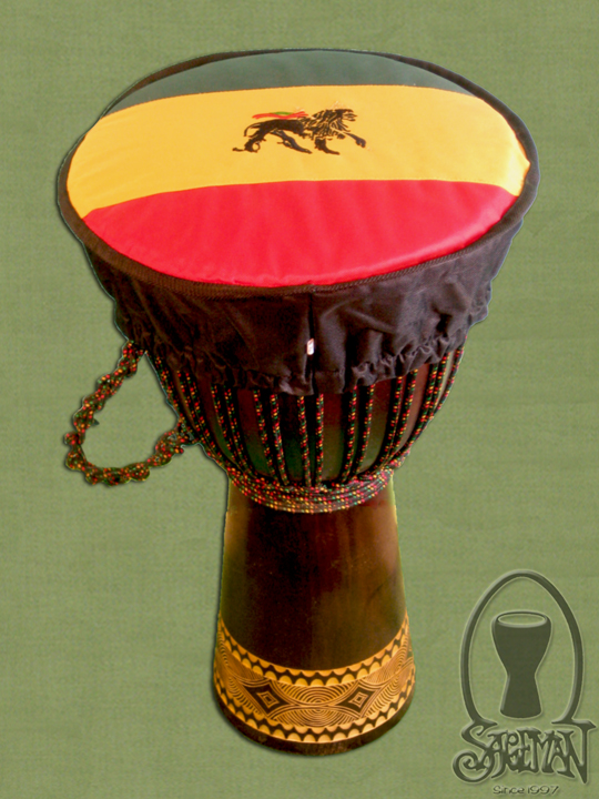 Premium Rasta Head Cover