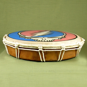 Grateful Dead Frame Drum
