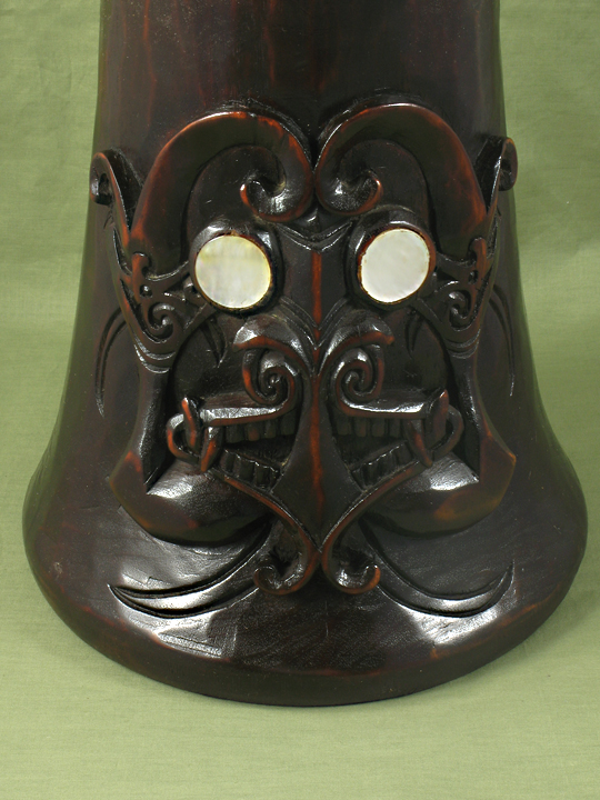 Tribal Mask w/Shell