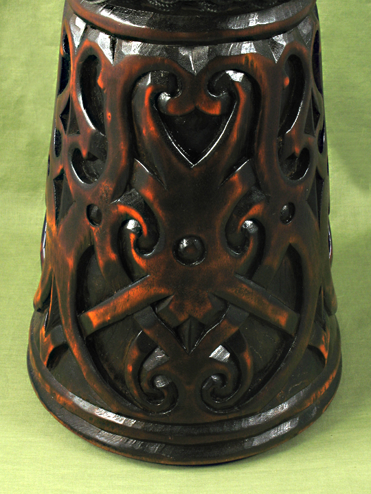 Deep Carved Djembe