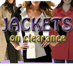 PLUS SIZE JACKETS & SWEATERS on CLEARANCE!