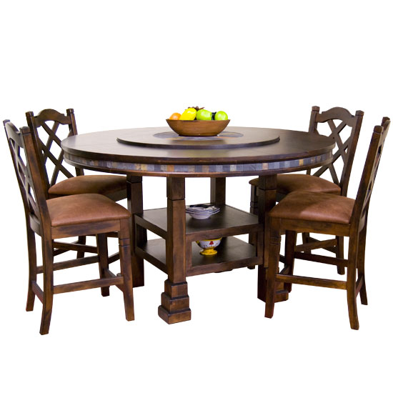 Durango Round Gathering Table Set