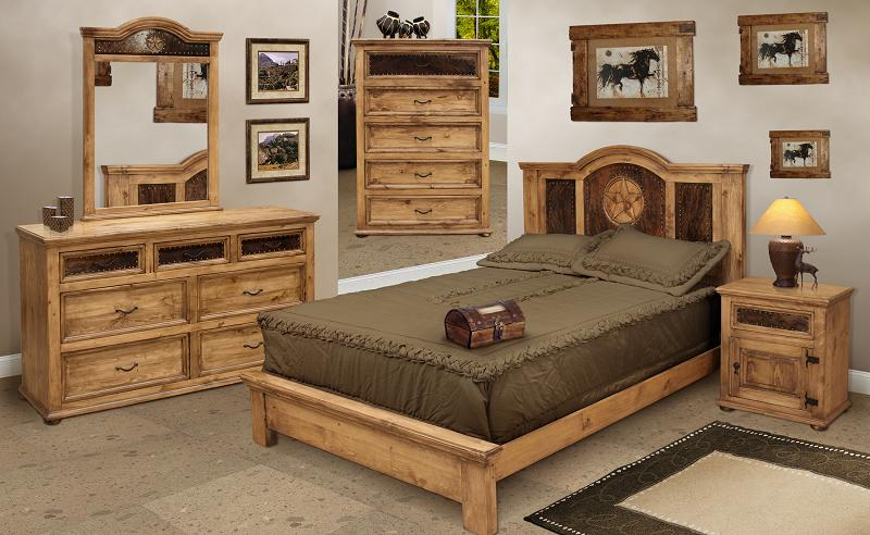 Rustic Pine Furniture Plans