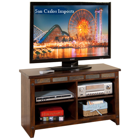 "Durango Rustic 42"" TV Media Console"
