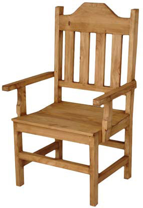 Laredo Rustic Arm Chair