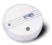Emergency Light Battery Powered Smoke Alarm-$15 (As LOW As $12.50/Unit!!!)
