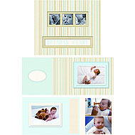 Baby Boy Photo Scrap Combo Album - Jake