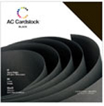 AC Black 12 x 12 Cardstock Pack