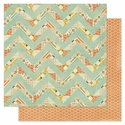 Prairie Hill: Flight Pattern 12 x 12 Double-Sided Paper#