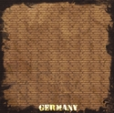 World Traveler: Germany 12 x 12 Paper