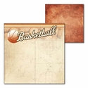 All Hoops: All Hoops 12 x 12 Double-Sided Cardstock