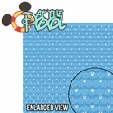 A Magical Stay: At The Pool 2 Piece Laser Die Cut Kit