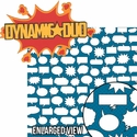My Hero: Dynamic Duo 2 Piece Laser Die Cut Kit
