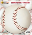 Sports: Baseball Cardstock Sticker