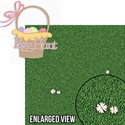 Bunny Hop: Egg Hunt 2 Piece Laser Die Cut Kit