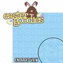 Bunny Hop: Easter Goodies 2 Piece Laser Die Cut Kit