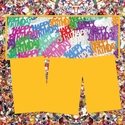 Panorama: Birthday Confetti Frame Kit