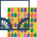 Carnival Fun!: Pop One and Win 12 x 12 Overlay Quick Page Laser Die Cut