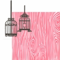 Bird Cages 3 Piece Laser Die Cut Kit