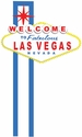 Digital Download: Las Vegas Sign Border Laser Die Cut