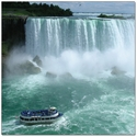 Maid of the Mist 12 x 12 Paper