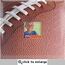 Football 12 x 12 Scrapbook Album
