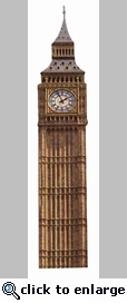 Big Ben Mini Die Cut