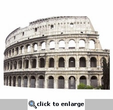 Colosseum Mini Die Cut
