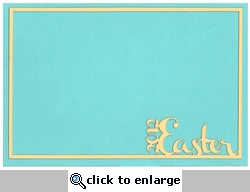 Easter 2012 Photo Frame Laser Die Cut