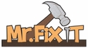 Mr. Fix It Laser Die Cut