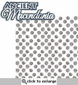 Greece: Ancient Macedonia 2 Piece Laser Die Cut Kit