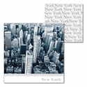 New York: View 12 x 12 Double-Sided Cardstock