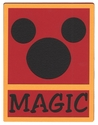 Theme Park: Magic Laser Die Cut
