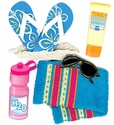 Beach Accessories Jolee's Boutique Dimensional Stickers