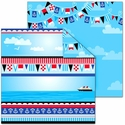 Magic Cruise: Bon Voyage 12 x 12 Double-Sided Cardstock