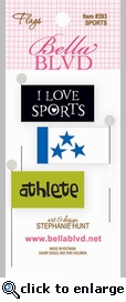 Flags: Sports