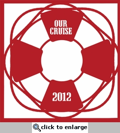 Our Cruise 12 x 12 Overlay Laser Die Cut