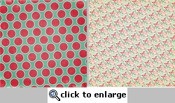 Spring Fling: Big Dots 12 x 12 Double-Sided Paper