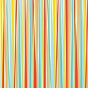 Party Hearty: Sugar Straws 12 x 12 Double-Sided Paper with Foil