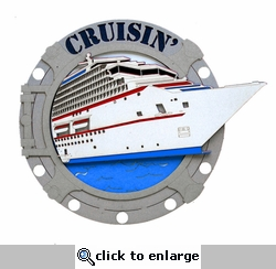 Porthole - Crusin' Die Cut
