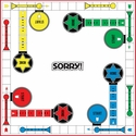 Fun And Games: Sorry! 12 x 12 Paper